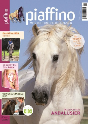 Piaffino Paket mit 4 Ausgaben Nr. 13,14,15,16,