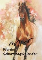 Geburtstagskalender  - Pferde - Horses - Thomas Aeffner