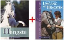 Buchpaket - Umgang und Haltung von Hengsten - 2 Titel