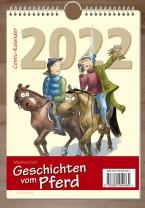 Comic-Kalender - Geschichten vom Pferd 2022