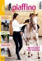 Piaffino Nr. 17 - Mein Reit- und Jugendmagazin