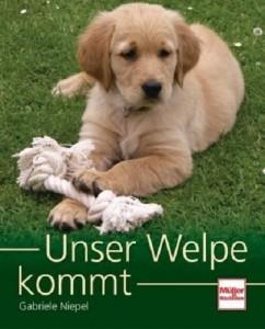 Dr. Gabriele Niepel - Unser Welpe kommt