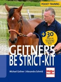 Michael Geitner - Geitners Be Strict-Kit mit 30 Karten