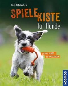 Kate Kitchenham -Spielekiste für Hunde - Mängelexemplar