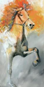Leinwanddruck Thomas Aeffner: Take it easy III 50 x 100 cm