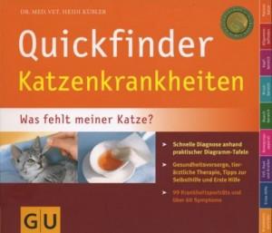 Dr. med. vet. Heidi Kübler - Quickfinder Katzenkrankheiten