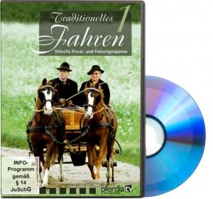 DVD Traditionelles Fahren - Teil 1: Stilvolle Privat- und Freizeitgespanne