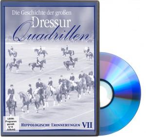 DVD - Die Geschichte der großen Dressur-Quadrillen