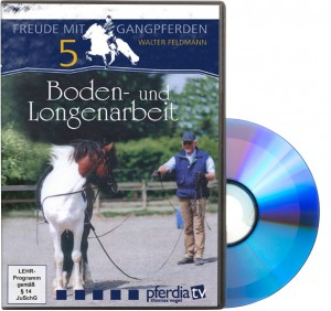 DVD Freude mit Gangpferden Teil 5: Boden- und Longenarbeit