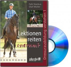 DVD Falk Stankus & Olaf Müller - Lektionen reiten - warum?