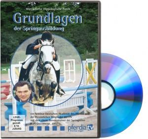 DVD Grundlagen der Springausbildung