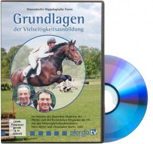 DVD Grundlagen der Vielseitigkeitsausbildung