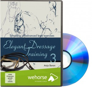 DVD Anja Beran - Elegant Dressage Training Part 3
