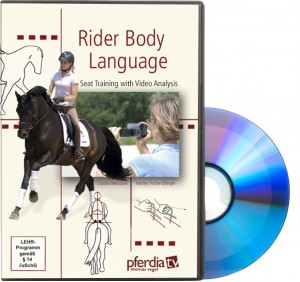 DVD - Rider Body Language -  Seat Training with Video Analysis