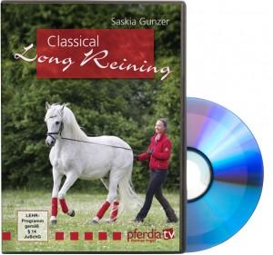 DVD - Saskia Gunzer - Classical Long Reining