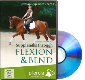 DVD - Suppleness through Flexion and Bend - Dressage Explained Part 3
