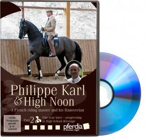 DVD Deutsch/Englisch/Französisch Philippe Karl & High Noon: Teil 2