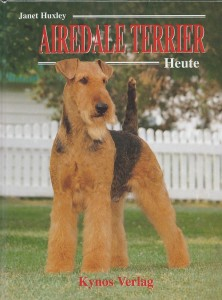 Janet Huxley - Airedale Terrier heute