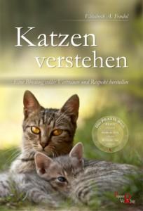 Elisabeth A. Fendol - Katzen verstehen - Das Praxisbuch -  Mängelexempar