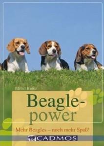 Bärbel Kronz - Beagle - Power - Mehr Beagles - noch mehr Spaß - Remittendenexemplar