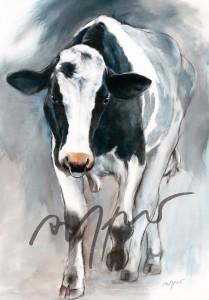 Leinwanddruck Thomas Aeffner: Bulle 70 x 115 cm