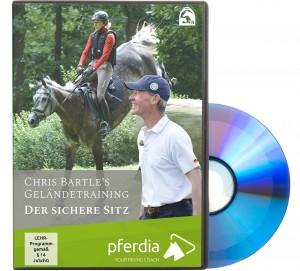 DVD Chris Bartle´s Geländetraining - Der sichere Sitz