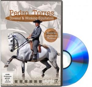 DVD - Pedro Torres - Dressur & Working Equitation