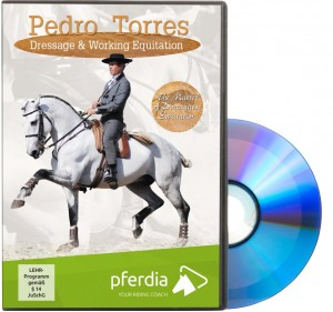 DVD - Pedro Torres: Dressage & Working Equitation