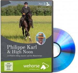 DVD Philippe Karl & High Noon: Part 3