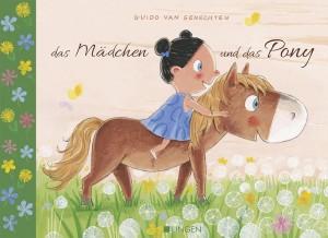 Guido van Genechten - Das Mädchen und das Pony