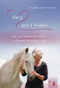 """Brigitte """"Gitti"""" Forstner: Herz mit 4 Hufen - Mängelexemplar"""