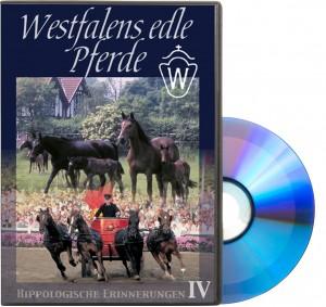 DVD Westfalens edle Pferde: Hippologische Erinnerungen IV