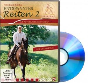 DVD - Peter Kreinberg: Entspanntes Reiten auf zuverlässigen Pferden 2