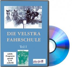 DVD Tjeerd Velstra - Die Velstra Fahrschule 1