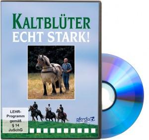 DVD Kaltblüter - Echt stark!