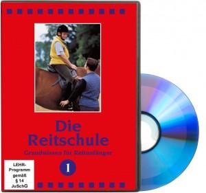 DVD Michael Putz - Die Reitschule 1 - Grundwissen für Reitanfänger