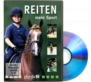 DVD Ulrike Gast - Reiten - Mein Sport
