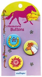 Die Ponygirls - Buttons