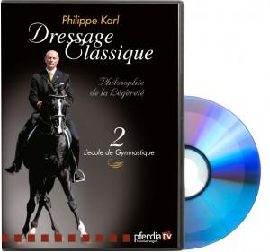 DVD - Philippe Karl - Dressage Classique Vol. 2