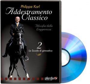 DVD - Philippe Karl - Addestramento Classico 2: La Scuola di ginnastica