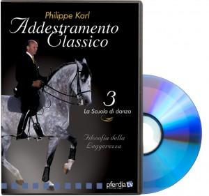 DVD - Philippe Karl - Addestramento Classico 3: La Scuola di danza