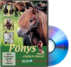 DVD - Ponys...einfach klasse