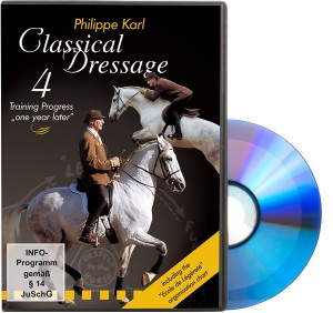 DVD - Philippe Karl - Classical Dressage Part 4 -  Training progress one year later