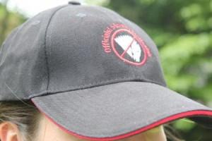 Cap aus 100 % Baumwolle: Stimmen der Pferde - Officials ! Stop hyperflexion