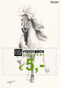 Geschenk Gutschein Wert: € 5,-
