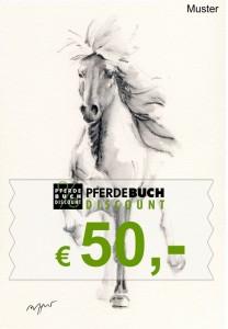 Geschenk Gutschein Wert: € 50,-