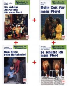 Handbuch Pferdebesitzer Paket VE 4 (4 verschiedene Titel)