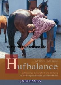 Gail Williams/Martin Deacon: Hufbalance