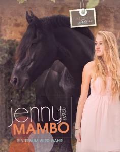 Zu Besuch bei Jenny und Mambo - Remittendenexemplar