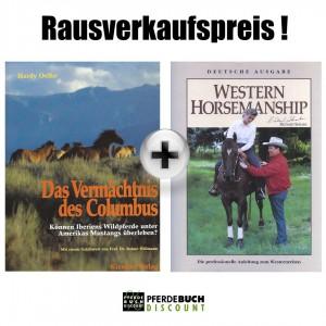 Western Buchpaket 2 Titel  Rausverkaufspreis